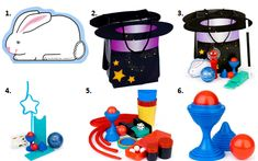 Becoming a Magician Birthday Party Ideas - Moms & Munchkins