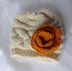 Baby Hat, Baby Girl Hat Newborn Hat Photo Prop