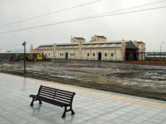 Oficinas da CP Barreiro   Portugal.