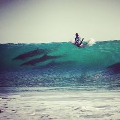 Ocean Minded Ambassador, Hailey Partridge surfing with a few friends    Photo: Nicole Andersen