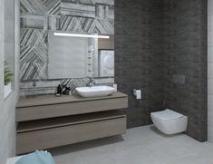 3D látványterv NAXOS Lumiere burkolattal #3dlátványterv #3dlátványtervezés #baustyl #lakberendezes #lakberendezesiotletek #stylehome #otthon #homedecor #inspiration #design #homeinspiration #interiordesign #interior #elevation #3dplan #bathroom #Naxos #NaxosLumiere 3d Visualization, Bathroom Ideas, Vanity, Home Decor, Dressing Tables, Powder Room, Decoration Home, Room Decor, Vanity Set