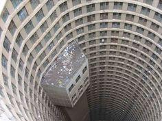 Dark Tower: Decay Inside Africa's Tallest Apartment Complex - WebUrbanist