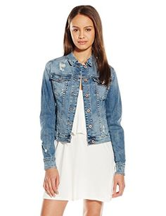 Silver Jeans Women's Jean Jacket *** Visit the image link more details.
