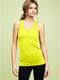 This workout tank is so comfortable and great for my outdoor runs!