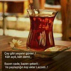 Çay gibi...  ↪yunus↩