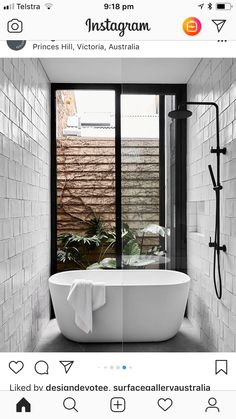 Home Interior Design Dwell - A Historic Melbourne Home Is Respectfully Modernized For a Young Family.Home Interior Design Dwell - A Historic Melbourne Home Is Respectfully Modernized For a Young Family Bad Inspiration, Bathroom Inspiration, Interior Design Inspiration, Modern Bathroom Design, Bathroom Interior Design, Bathroom Designs, Bathroom Ideas, Family Bathroom, Modern Bathtub