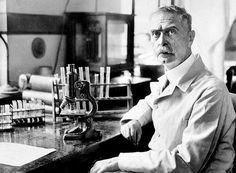Karl Landsteiner, the man who discovered blood groups