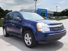 Former U.S. giants should mainly think about the future, innovation and customer-oriented production are the key. With this knowledge at hand comes with the GM 2005 Chevrolet Equinox LT to Detroit,