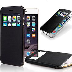Pasonomi iPhone 6 Plus Folio Wallet Case
