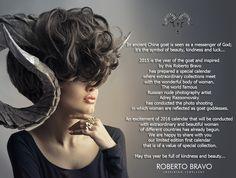 #RobertoBravo #RB #Inspiring #Jewellery #Diamond #Gold #HappyGoatYear #GoatYear #YearOfGoat #calendar