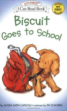 [Set of 6 for guided reading groups] Biscuit Goes to School (My First I Can Read) by Alyssa Satin Capucilli,http://www.amazon.com/dp/0064436160/ref=cm_sw_r_pi_dp_.Yvdsb11KJ25EEM8
