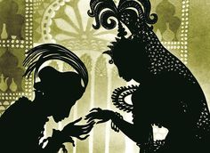 The Adventures of Prince Achmed by Lotte Reiniger