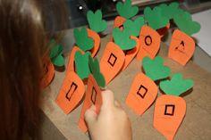 Pencils, Proverbs, Pandemonium, & Pins: The Carrot Seed Preschool Literacy, Preschool Books, Kindergarten Activities, Preschool Ideas, Teaching Ideas, Preschool Education, Science Activities, The Carrot Seed Activities, Infant Toddler Classroom