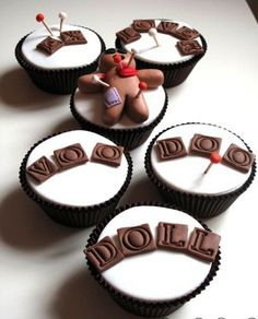 voodoo cupcakes