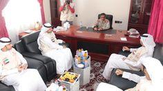 اخبار اليمن : محافظ حضرموت يستقبل وفد الهلال الاحمر الاماراتي