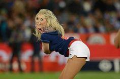 Photogallery: Super 15, Bulls, playoff e le cheerleaders fanno festa