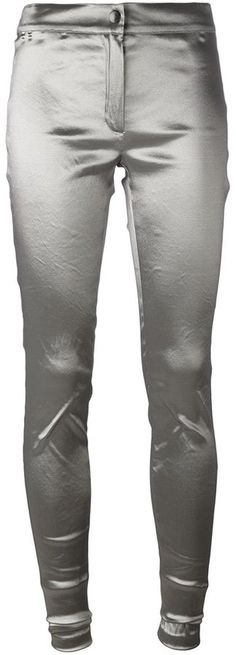 Ann Demeulemeester skinny trousers