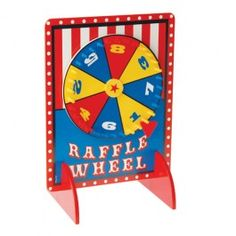 Deluxe+Raffle+Wheel+-+Spin+the+wheel+to+win+a+prize.++This+deluxe+raffle+wheel+is+a+small+table+top+version+perfect+for+parties+or+small+carnival+booths.++Made+of+wood,+this+sturdy+game+will+keep+everyone+having+fun+for+hours+at+atime.+</p><p>Find+fun+games+for+carnivals+or+parties+at+US+Toy.++We+have+the+games+so+everyone,+from+kids+to+adults+will+have+a+good+time+at+your+next++party,+carnival+or+event. +-+$21.99