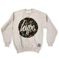 HYPE.FLOWER CREW - Store - JustHYPE.  Hype's clothing is really nice, love the designs, Want this in a t-shirt but they're sold out :(