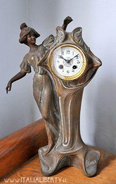 www.italialiberty.it   orologio Liberty. Foto di Andrea Speziali