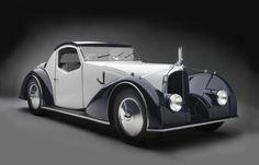"""specialcar: """" 1934 Voisin Type C27 Aérosport Coupe """""""