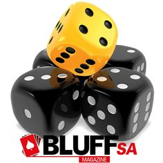 Bluff Magazine is South Africa's premier online poker magazine, see their new dice picture     Tip and information on how to beat online casino, walk away with your money for more tips and info you may visit us at:  http://budurl.com/xyvc