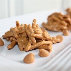"Peanut Butter Haystacks | ""Delicious is all I can say."""