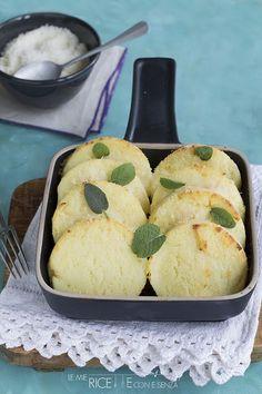 Gnocchi alla romana senza uova | Le mie ricette con e senza | Bloglovin'