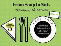 The Secular Homeschool Community - Teaching Religion from a Secular Perspective: Storytelling