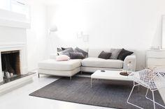 Living room, Bertoia, Diamond - muotoseikka\