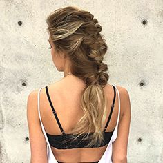 Mermaid Topsy Tail — Confessions of a Hairstylist using under topsy turvy.