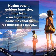 Muchas veces #Anime #Frases_anime #frases