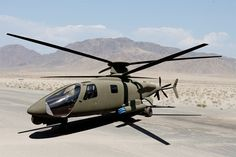 Sikorsky X2 Coaxial Compound Helicopter