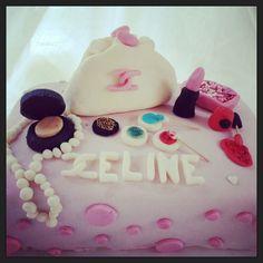 Makeupcake for Celine