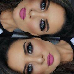 Soft liquid lipstick. #makeup #makeuptutorial #makeupartist #makeuplover #wakeupandmakeup