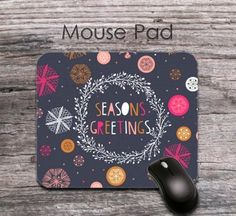 cool season 2016 new year quotes mouse pad - cool 2016 new year wishes mouse mat - office decor