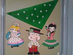 Actividades para peques y papas: Manualidades día de Andalucía
