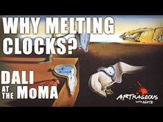 (24) Salvador Dali at the MoMA: The Persistence of Memory - YouTube