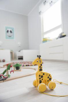 Moderni, skandinaavinen lastenhuone