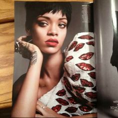 'The Rihanna Effect' Rihanna is the cover star of Vogue US March 2014 edition - My Face Hunter