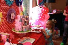 Disney Princess Birthday Party Ideas | Photo 3 of 38 | Catch My Party
