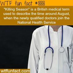 Killing Season - WTF fun facts- thats so messed up lol newbies!!!
