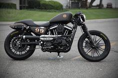 ϟ Hell Kustom ϟ: Harley Davidson 1200 By Roland Sands