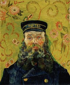 Van Gogh painting from the Barnes Museum.