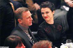 Daniel Craig and Rachel Weisz at the NY Film Critics Circle Awards.