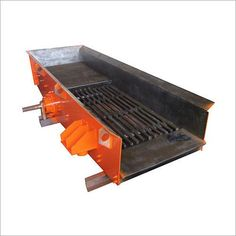 SAI ENGINEERING WORKS is a manufacturer, supplier & exporter industrial Vibratory Feeder, Vibrating Feeder at the best price from Gujarat, India.