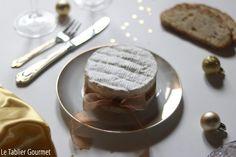 [Miam] Le fromage surprise de noël (camembert farci aux abricots, pruneaux et noix) - Le tablier gourmet @tabliergourmet