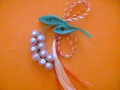 Adriana  Hobby: Mărţişoare - 1 Martie !!!! Quilling, Drop Earrings, Jewelry, Bijoux, Drop Earring, Jewlery, Jewels, Jewelery, Quilting