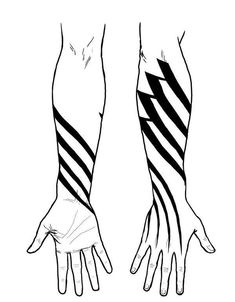 (not canon but maybe to makeup for my tatts) Renji_Arm_Tattoos_by_Cacodaemonia. Forearm Band Tattoos, Leg Tattoos, Black Tattoos, Body Art Tattoos, Sleeve Tattoos, Cool Tattoos, Danty Tattoos, Tatoos, Hair Tattoos