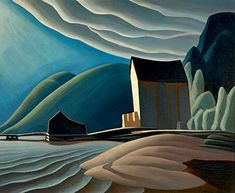 Examining Canadian Identity up Close: Lawren Harris and the Great White North